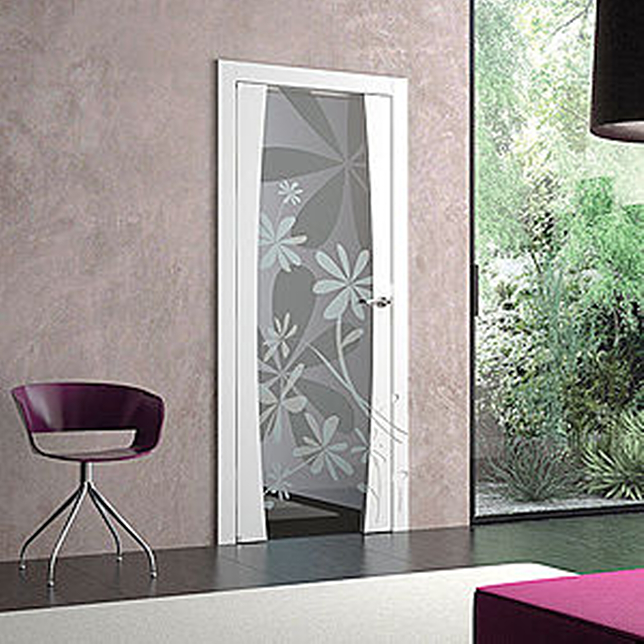jazzy's interior decorating interior frosted glass doors