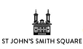 St John's Smith Square  Logo