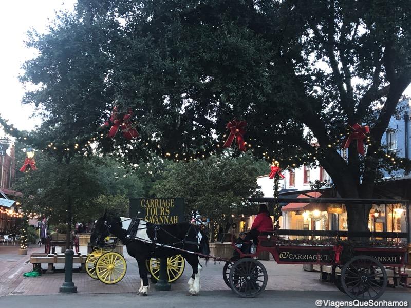 City Market em Savannah
