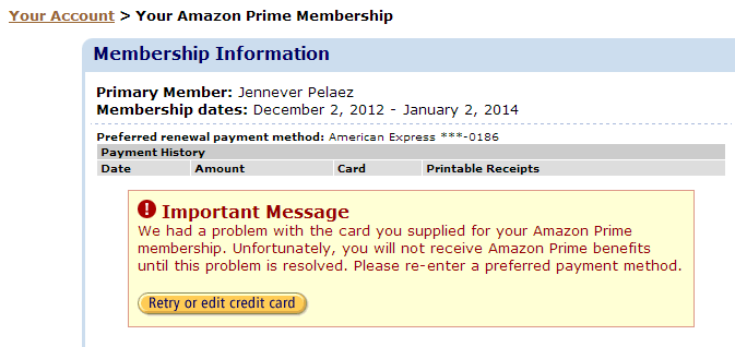 Jen Never Blogs: How To: Cancel Amazon Prime Free Trial