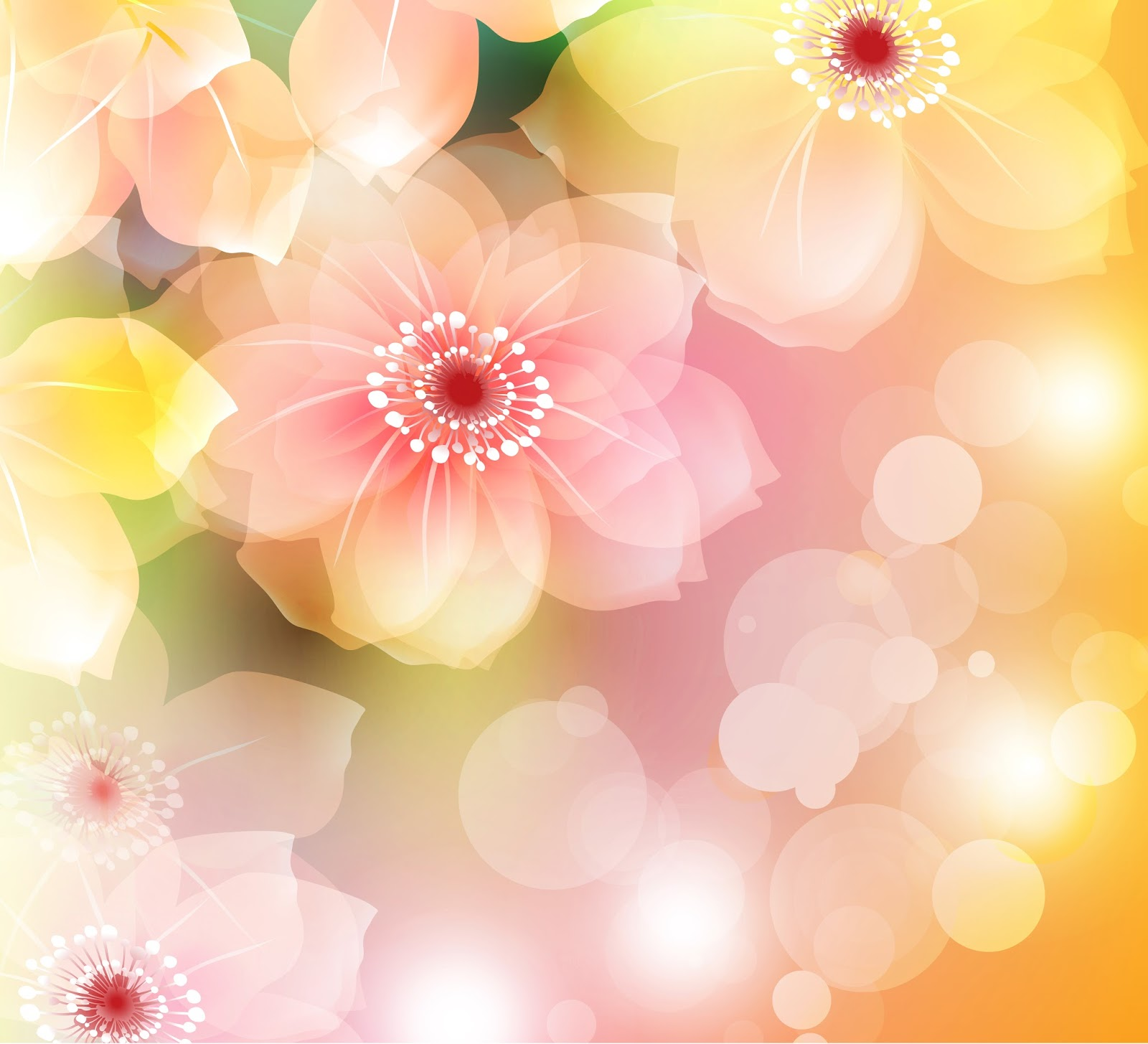 Floral Background Hd High Resolution Pixel Download - StudioPk
