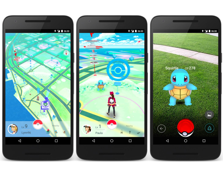 apk mirror for pokemon go