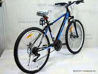 D 26 Inch Ion Cube HardTail Mountain Bike - Powered by Element