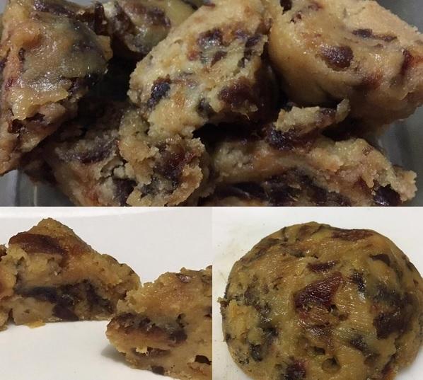 Kiwi Dates Cake