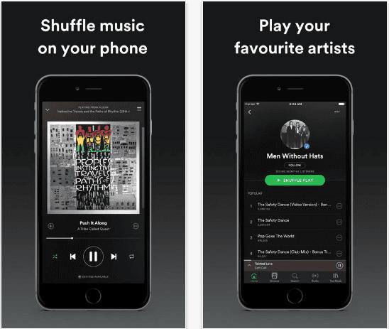 مشكلة عناصر تحكم مشغل الموسيقى Music Player لا تعمل في iOS 11
