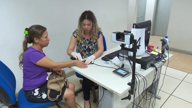 Numero de eleitores obtos a votarem em Cacoal, Guajará Mirm e Nova Mamoré