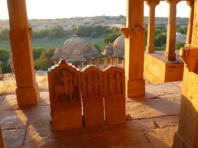 Jaisalmer, la dorée : les temples Jains et le Thar Heritage Museum 10