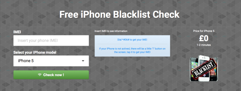 Download IMEI Blacklist Checker 2018 For iOs - Gsm4crack