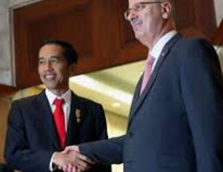 Perwakilan Diplomatik Republik Indonesia di Luar Negeri