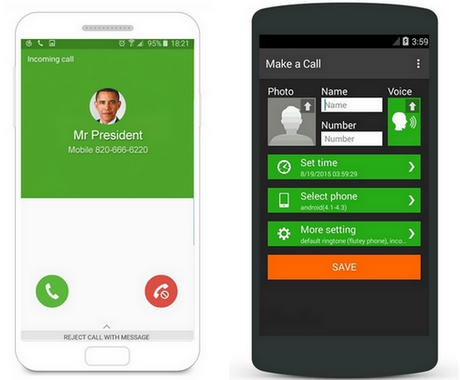Fake Call - Δωρεάν εφαρμογή που σου κάνει ψεύτικες κλήσεις