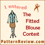 Fitted Blouse Contest