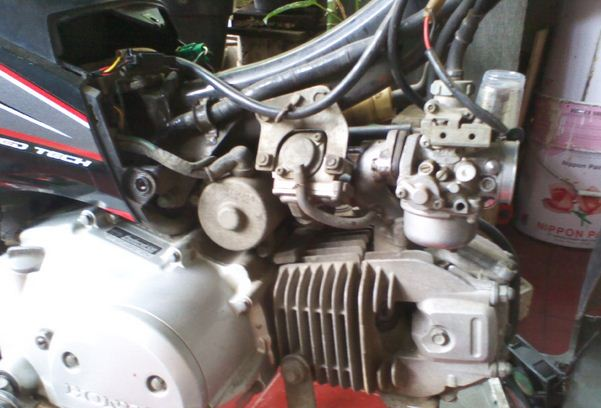 perawatan sistem bahan bakar konvensional bensin mobil