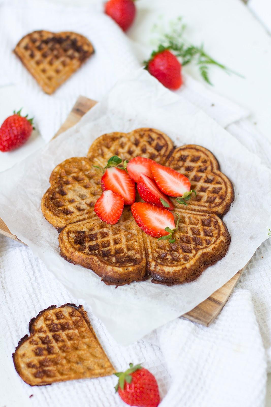 vegan gluten free waffle recipe