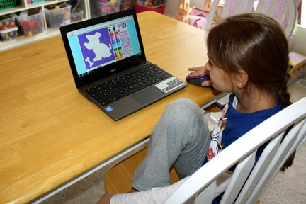 "Thanks to Girl Scouts, Tessa is a ""computer expert"" now!"
