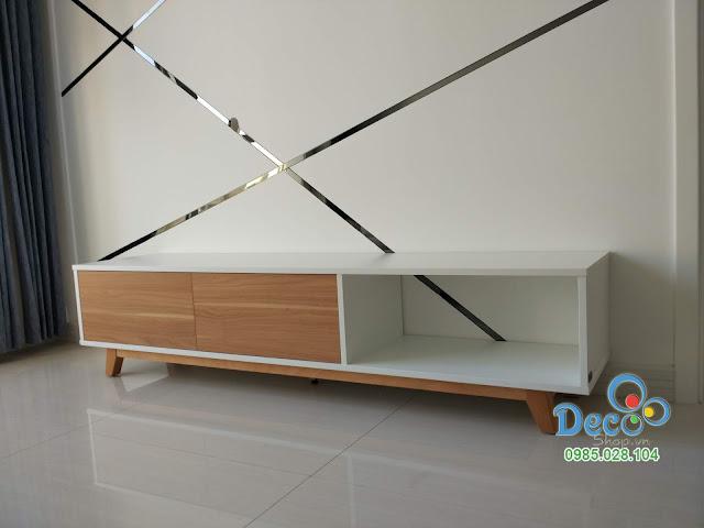 Kệ Tivi Đẹp Để Sàn Deco DB06