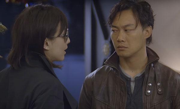 Review: LADY COP & PAPA CROOK 大搜查之女 (2009)
