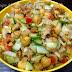 Chickpea Salad / Chana Chaat Recipe