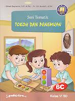AJIBAYUSTORE  Judul Buku : Seri Tematik Tokoh Dan Penemuan 6C   Kelas VI SD