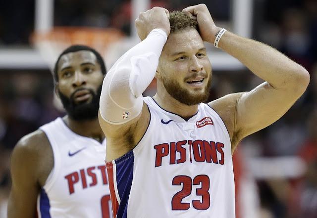 Pertarungan seru akan terjadi antara Detroit Pistons vs Warriors.