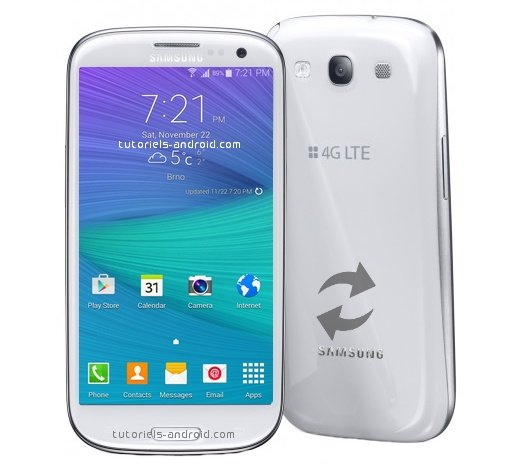 ROM I9305XXUFNL1 Android 4.4.4