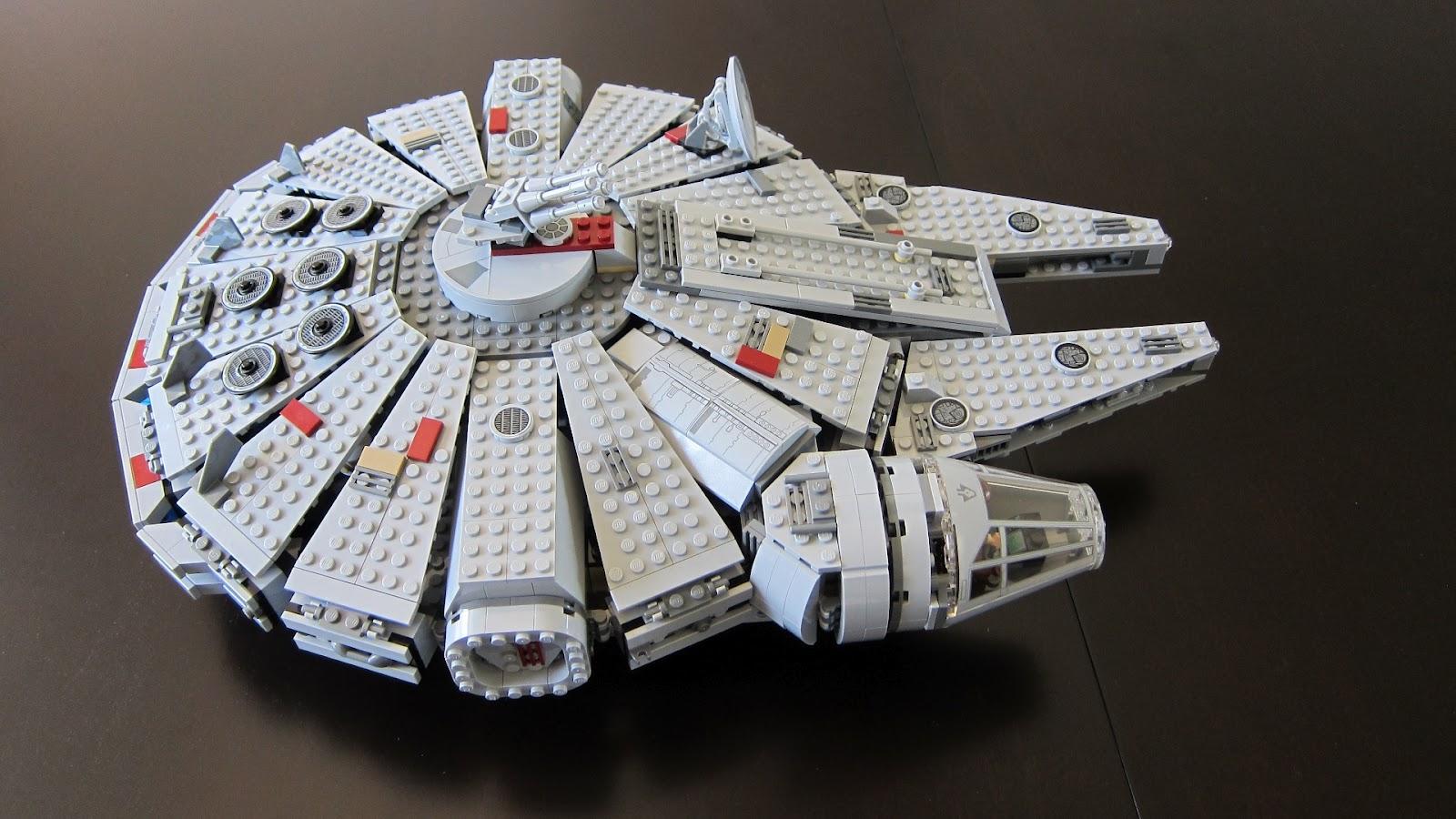 eternal ephemeron lego star wars 7965 millennium falcon. Black Bedroom Furniture Sets. Home Design Ideas