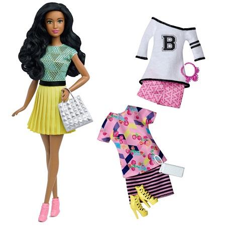 Coleção Barbie Fashionistas original 2016