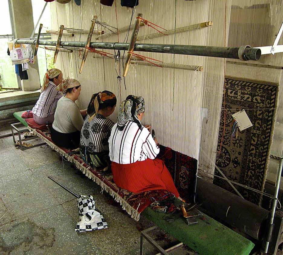 Carpet Factory - Carpet Vidalondon