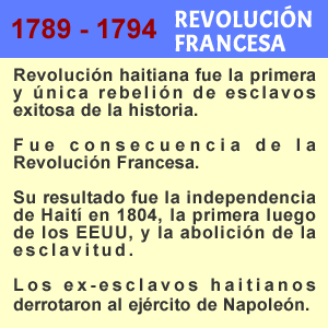 revolucion, francesa, haiti, santo domingo, independencia