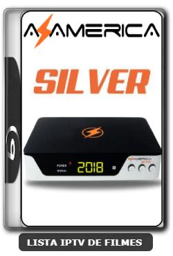 Azamerica Silver HD Nova Atualização Estabilidade de Conexão com os Serviços de SKS V1.36 - 24-06-2020