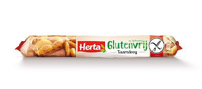 pizzadeeg en taartdeeg zonder lactose en gluten van Herta