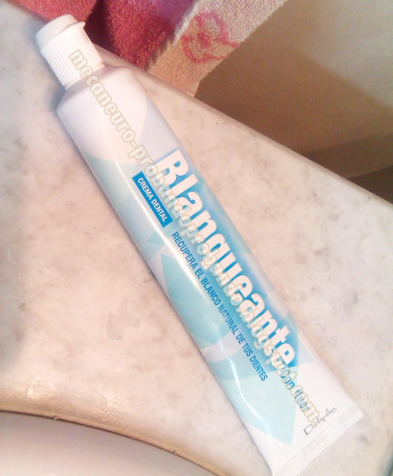 kit blanqueamiento dental mercadona