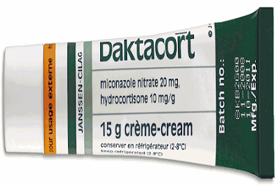 Daktacort cream for face