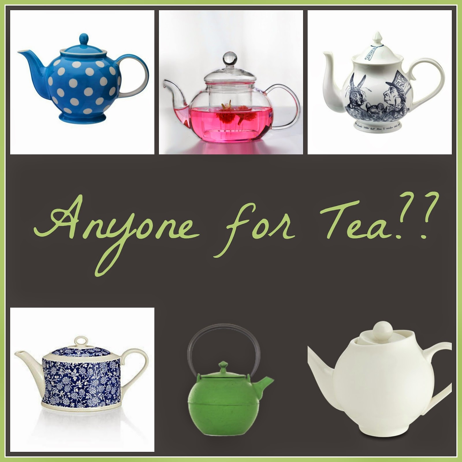 Kitchenalia - Teapots & Cosies
