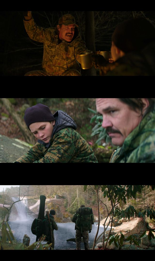De caza con papá (2018) HD 1080p y 720p Latino