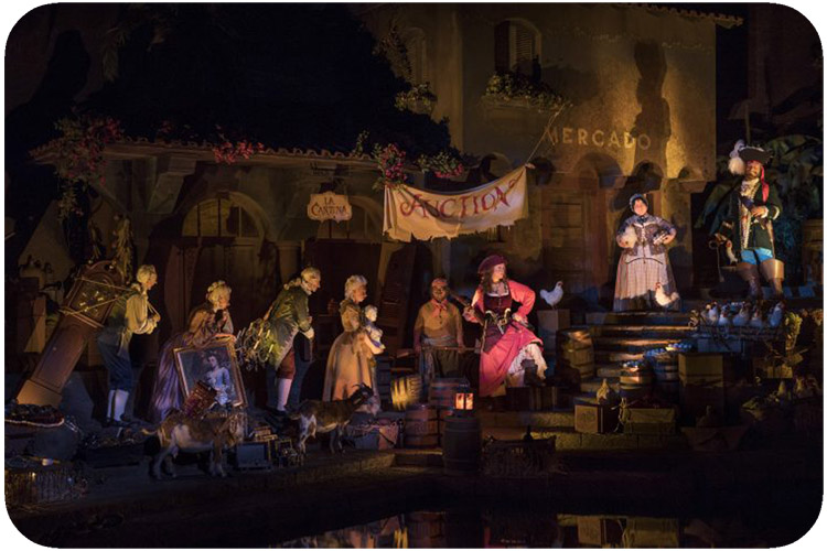 Pirates of the Caribbean in Florida