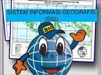 Pengertian Sistem Informasi Geografis