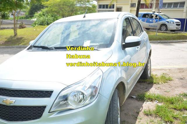 DSC_3585 Em ação rápida, PM recupera veículo roubado em Itabuna