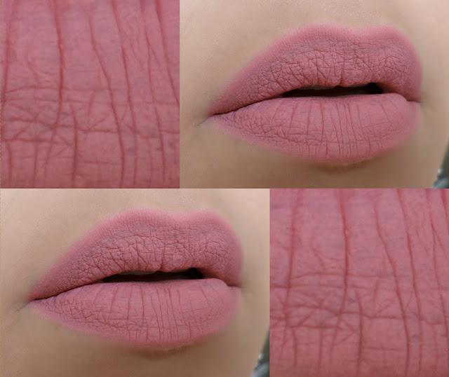 batom nude rosado fenzza