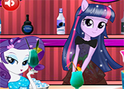 Equestria Girls Real Bartender