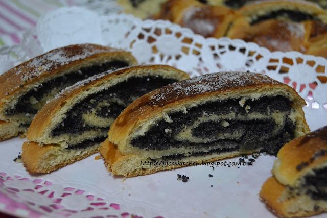 MAKOWIEC (Pastel navideño polaco) 48º Desafío en la Cocina