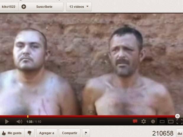 Cabezas Con Los Zetas Cortan Motosierras