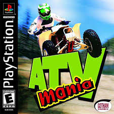 ATV Mania - PS1 - ISOs Download