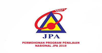 Permohonan Program Penajaan Nasional JPA 2019 Online