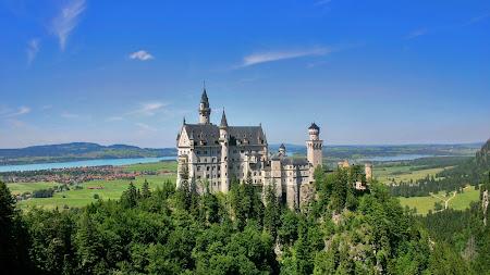 Neuschwanstein Castle 2560x1600