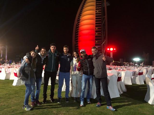 Πολύ καλή εμφάνιση Ελλήνων τριαθλητών στο Ντουμπάι