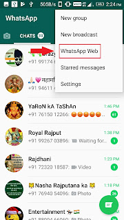 whatsapp manager