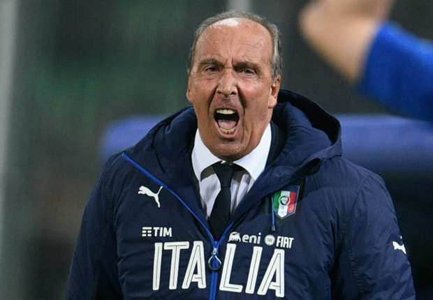 Italia Memecat Gian Piero Ventura Sebagai Manajer