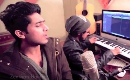 New Punjabi Pakistani Songs 2016 Sara Sara Din Music Video By Zeeshan Haider