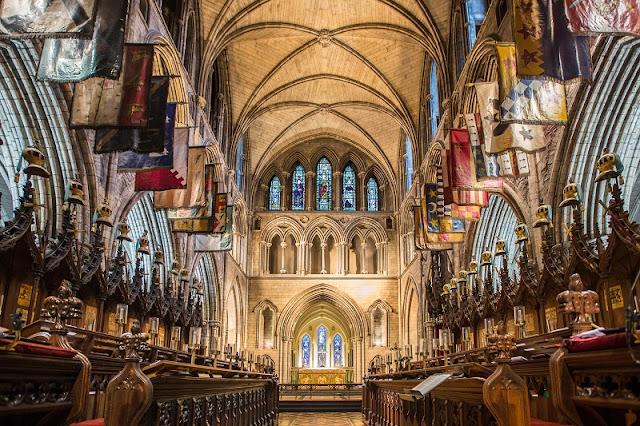 História da Catedral de São Patrício