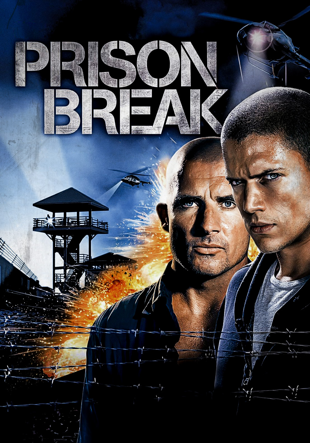 descargar prison break en hd 1080p serie completa